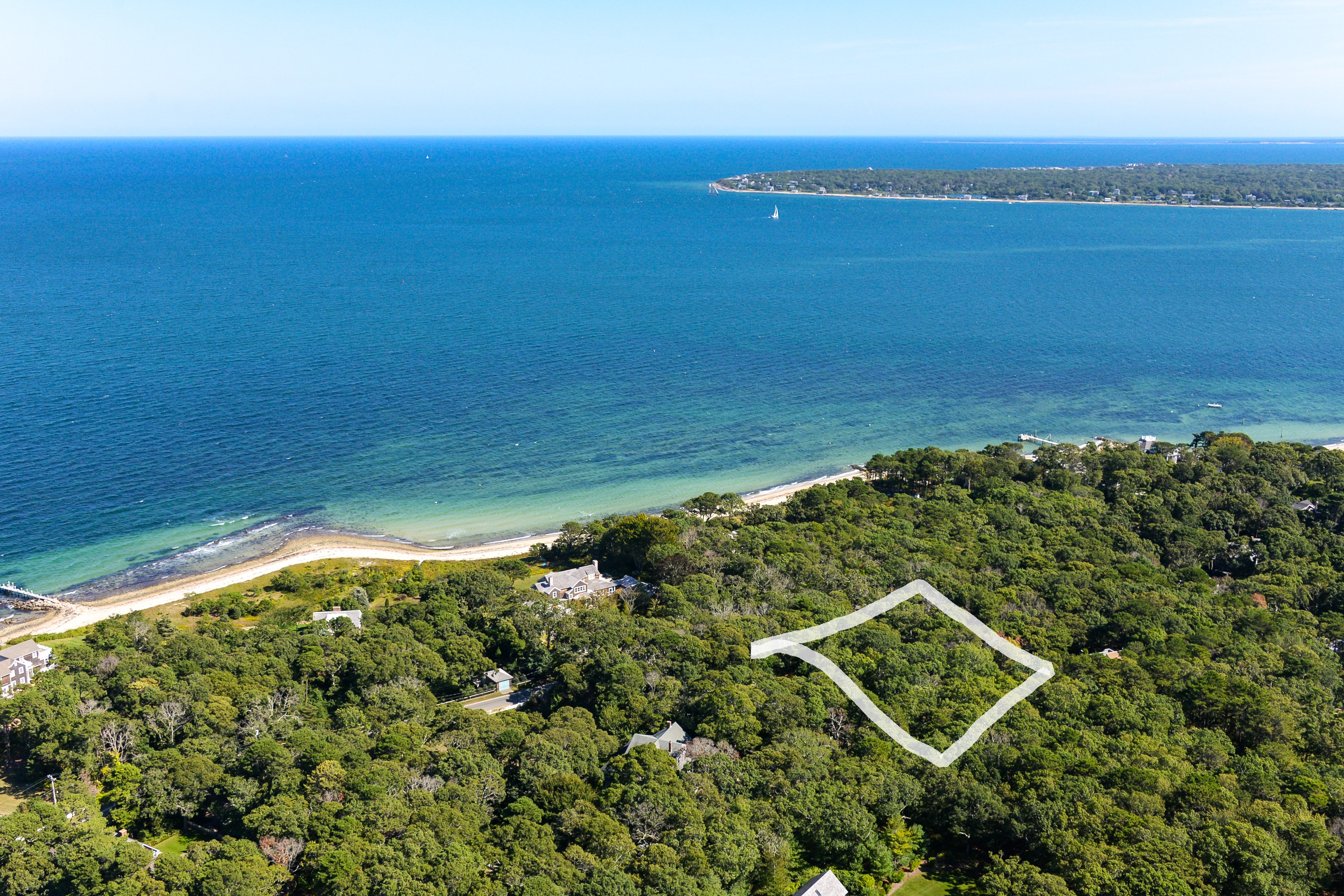 West Chop Acre for Sale Now Sold | Vineyard Open House